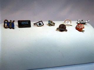 Oklahoma Theme Pins  8