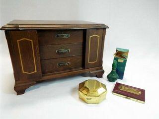 Jewelry Box  Avon Rapture  Boxes