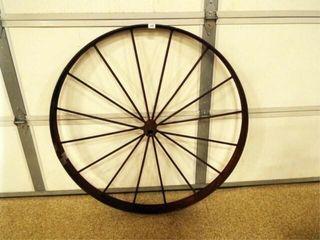 Metal Spoke Wheel  48