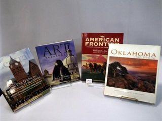 Oklahoma Theme Books  4