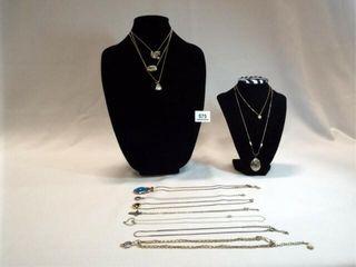 Necklaces  Avon  5  Variety  7
