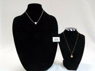 Necklaces  Premier  12K Pendant