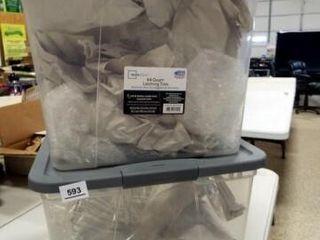 Plastic Totes  64 Qt  2