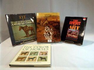 Western Art  Horses Books  4