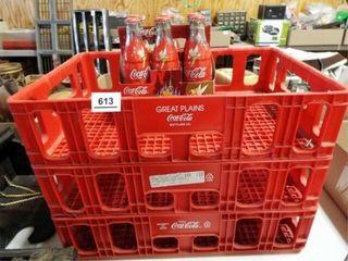 Coca Cola Plastic Crates  Disney Bottles  4