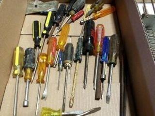 Tools  Screwdrivers  20