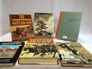 American West  Cowboy Books  6
