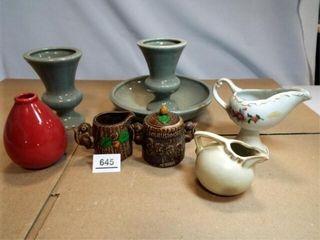 Pottery  Ceramic Pieces  7