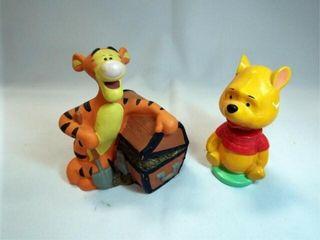 Tigger Bank  Pooh Bobblehead  2
