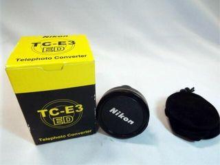 Nikon TC E3 ED Telephoto Converter
