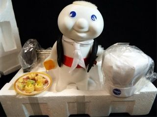 Pillsbury Doughboy Collector Doll