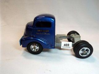 Smith Miller Metal Truck  Smitty Toys