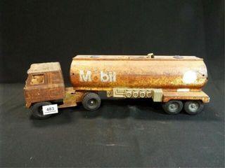 Ertl Mobil Metal Tanker Truck