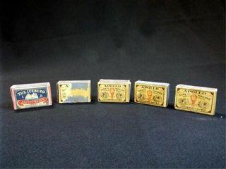 Vintage Safety Matchboxes  5
