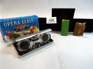 Evans lighter  lighter  Opera Glass