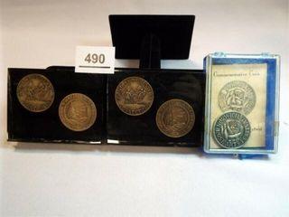 Commemorative Coins  6