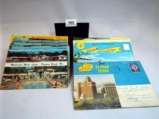 Travel Postcards  USA  Canada  50