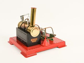 MAMOD STEAM ENGINE   NEWER