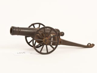 RARE CANADIAN CAST IRON CANNON
