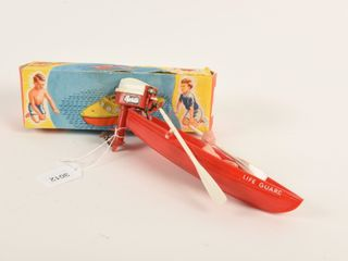 1950 S lIFE GUARD ROW BOAT  SPRITE MOTOR   BOX