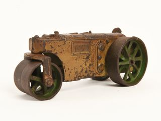 ANTIQUE ARCADE CAST IRON ROllER