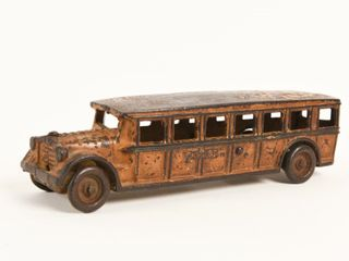 1920 S  30 S ARCADE FAGEOl CAST IRON BUS