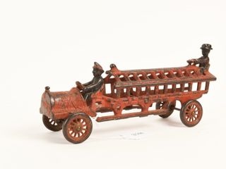 CAST IRON lADDER TRUCK