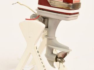 RARE JOHNSON 25 OUTBOARD MOTOR  STAND