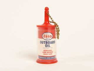 ESSO OUTBOARD MOTOR OIl KEY CHAIN