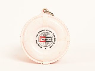 CHAMPION SPARK PlUG lIFE RAFT KEY CHAIN