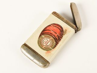 STANDARD OIl CO  MARINE DEPT  MATCH HOlDER