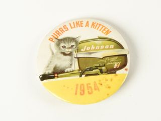 1954 JOHNSON OUTBOARD MOTOR BUTTON PIN