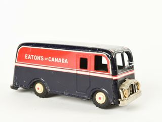 RARE EATON S TIN FRICTION TRUCK