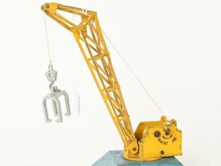 DINKY TOYS STATIONERY GOODS YARD CRANE