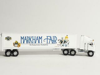 1994 ERTl MARKHAM FAIR TRANSPORT TRUCK  NO BOX