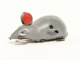 WIND UP TIN MOUSE