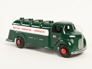 lONDON TOY WIND UP OIl TANKER