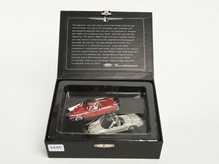 FORD THUNDERBIRD 50TH ANNVERSARY lIMITED EDITION