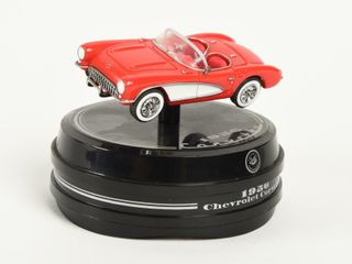 1956 FORD CORVETTE MUSIC BOX   NEW