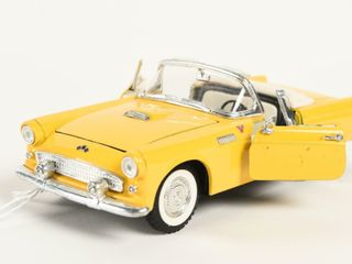1955 FORD THUNDERBIRD REPlICA  NO BOX