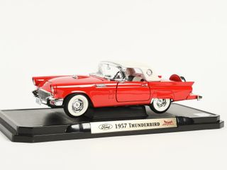 1957 ROAD SIGNATURE FORD THUNDERBIRD REPlICA