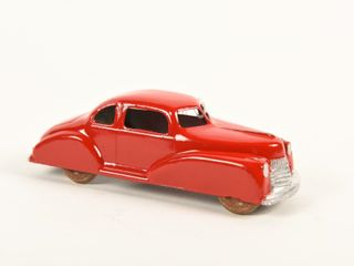 lONDON TOY DElUXE PASSENGER COUPE  RESTORED