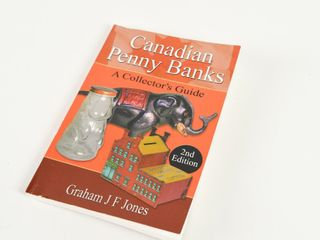 2007 CANADIAN PENNY BANKS SOFT COVERED BOOK