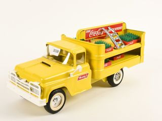 BUDDY l DRINK COCA COlA DElIVERY TRUCK  RESTORED