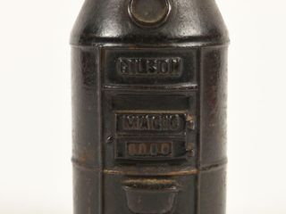 CANADIAN BOIlER  GIlSON MAGIC  CAST IRON BANK