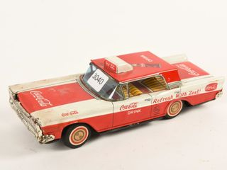 FORD 1959 COCA  COlA CAR   REPRO