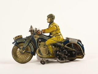 KAO TIN lITHO WIND UP MOTORCYlE