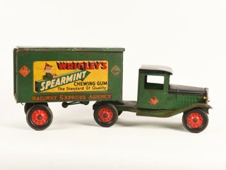 BUDDY l WRIGlEY S CHEWING GUM TRANSPORT TRUCK