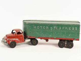 HUBlEY CAST AlUMINUM MOTOR EXPRESS TRANSPORT