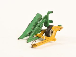 ARCADE CAST IRON ONE ROW CORN HARVESTER